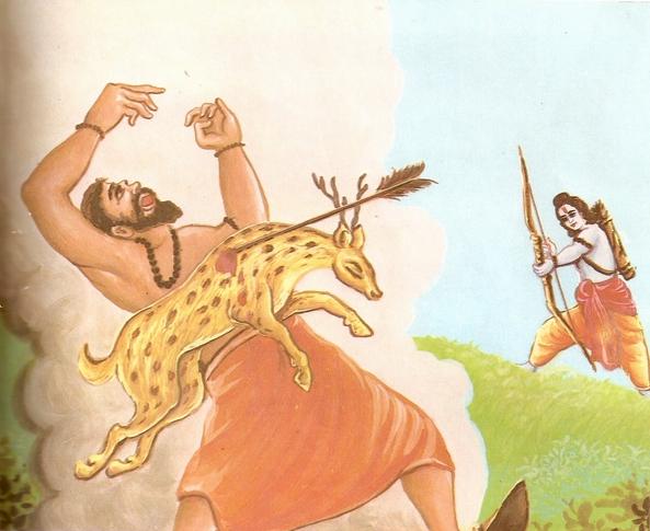 Ramayana Part-5 Sita Haran (19)