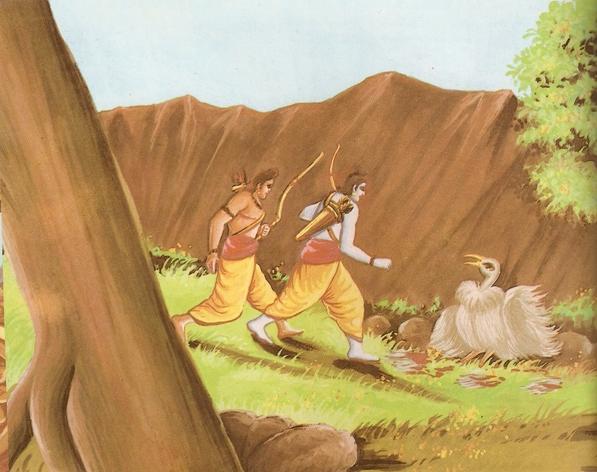Ramayana Part-5 Sita Haran (20)