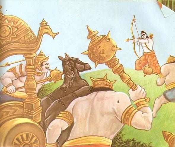 Ramayana Part-5 Sita Haran (9)