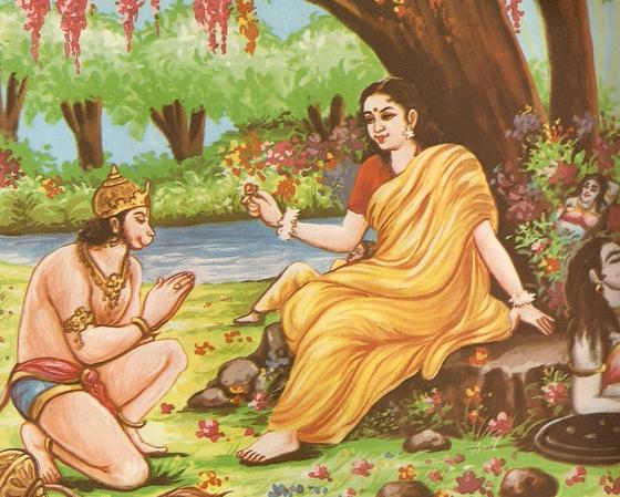 Ramayana Part-7  Lanka Dahan (12)
