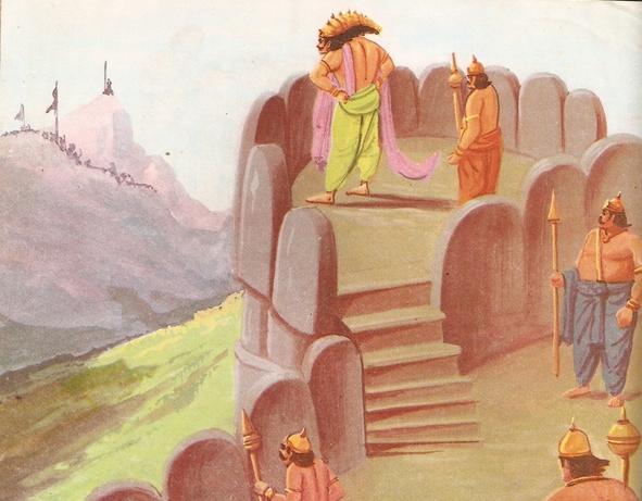Ramayana Part-7 Lanka Yudh (14)