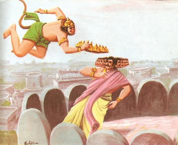 Ramayana Part-7 Lanka Yudh (15)