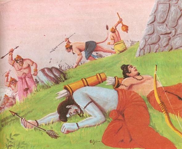 Ramayana Part-7 Lanka Yudh (17)