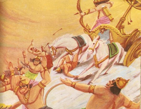 Ramayana Part-7 Lanka Yudh (19)