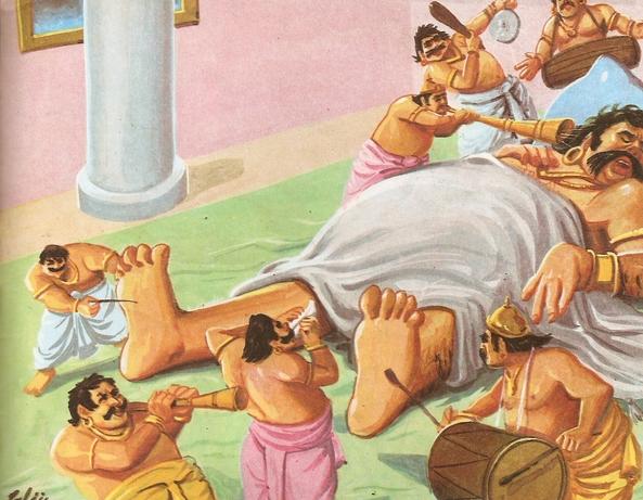 Ramayana Part-7 Lanka Yudh (21)