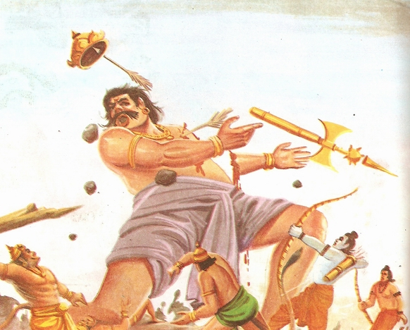 Ramayana Part-7 Lanka Yudh (22)