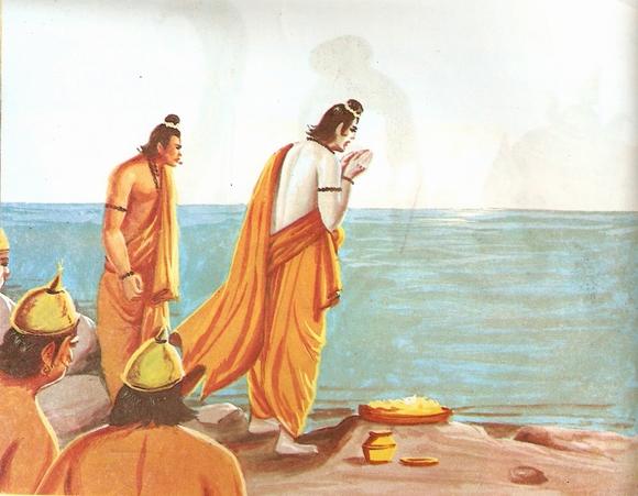 Ramayana Part-7 Lanka Yudh (6)