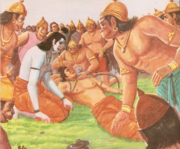 Ramayana Part-9  Lanka Vijay (10)