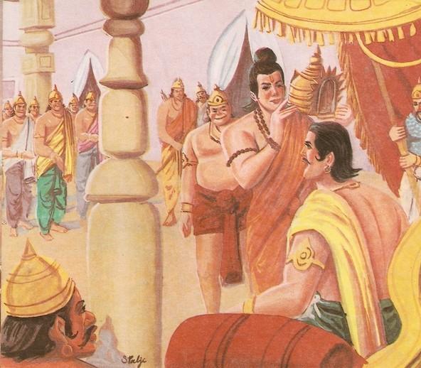 Ramayana Part-9  Lanka Vijay (14)