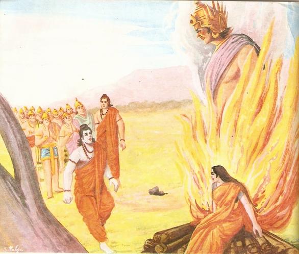 Ramayana Part-9  Lanka Vijay (18)
