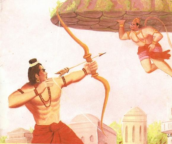 Ramayana Part-9  Lanka Vijay (9)