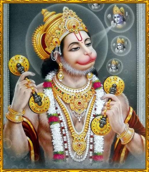 Hanuman Picture (108)