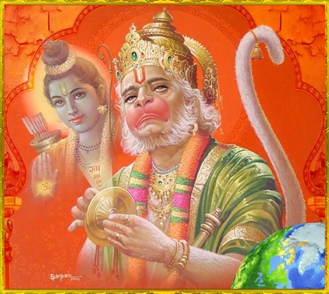 Hanuman Picture (109)