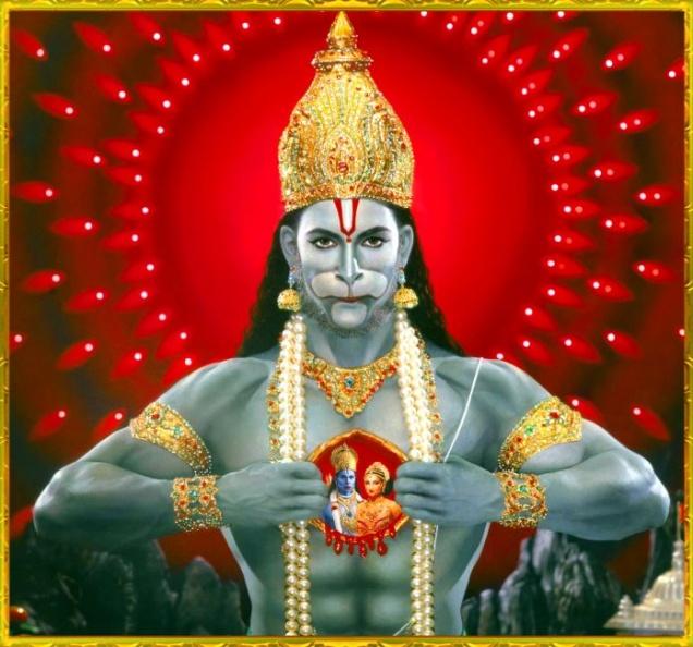 Hanuman Picture (124)