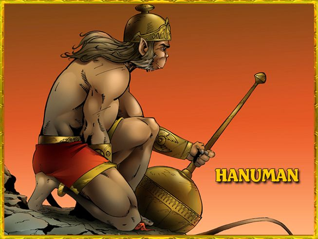 Hanuman Picture (132)