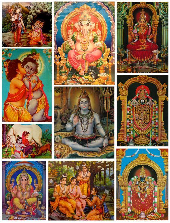 Hindu Gods 1