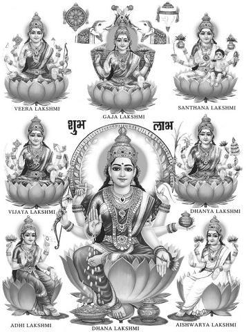 Lakshmi Mata Ji