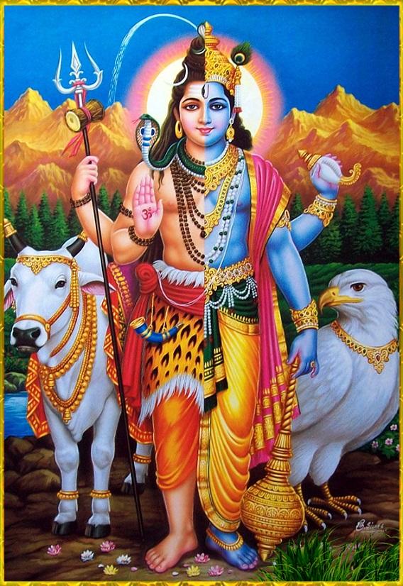 Lord harihara Roop