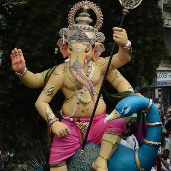 Vikata Ganesha - 8 Avatars of Lord Ganesha
