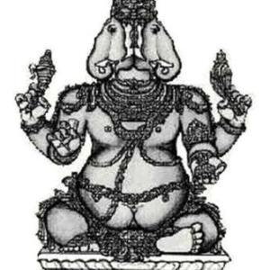 Dvimukha Ganapati