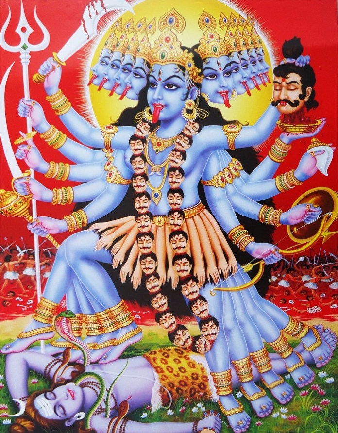 god_kali Maa