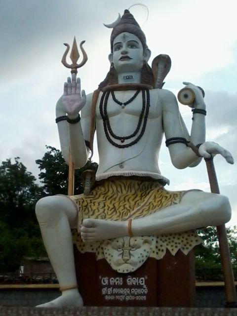 Bhajanagar Shiva Statue