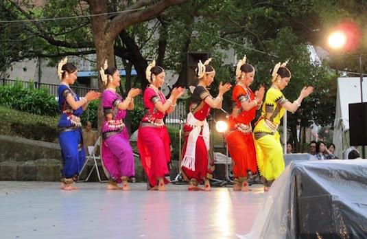 Dancers at Diwali Celebration in Japan | How Diwali Is Celebrated Outside India