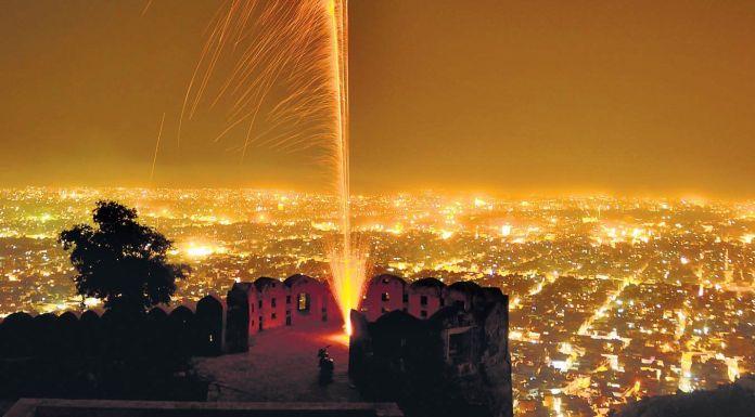 Diwali Fort