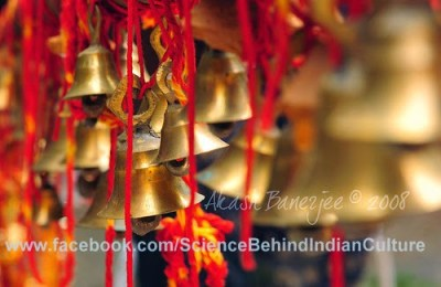 Why there are Bells in Temples, Sound and it's effect