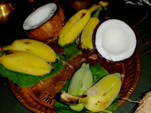 banana temple