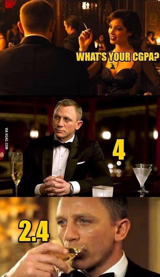 Bond CGPA