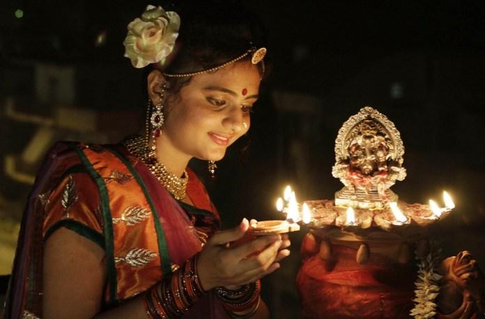 India Hindu Festival DEL112