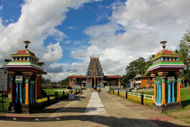 Hindu Temples outside India