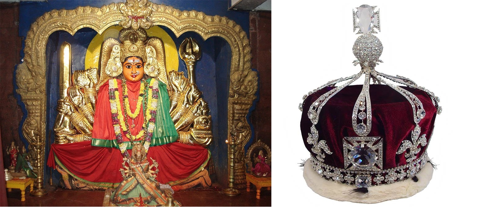 Great Wallpaper Lord Bhadrakali - Bhadrakali-Warangal-Kohinoor  Image_569312.jpg?fit\u003d1550%2C673