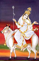 Mahagauri Nava Durga