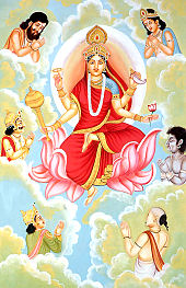 Siddhidatri Nava Durga