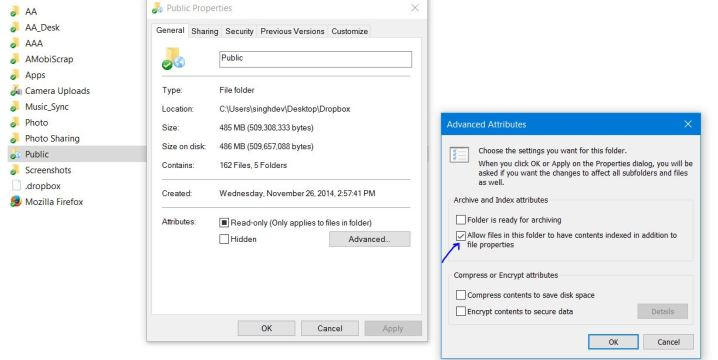 folder-advance-option