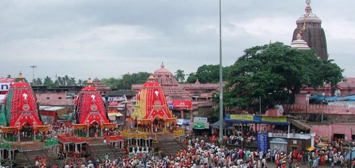 Lord Jagannath Temple Puri Orissa