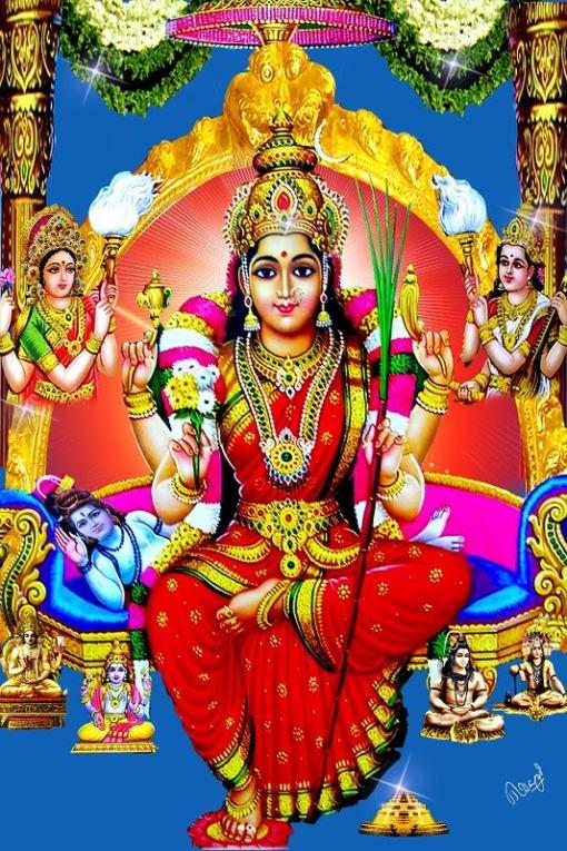krodhasamani - Shri Lalita Panchakam