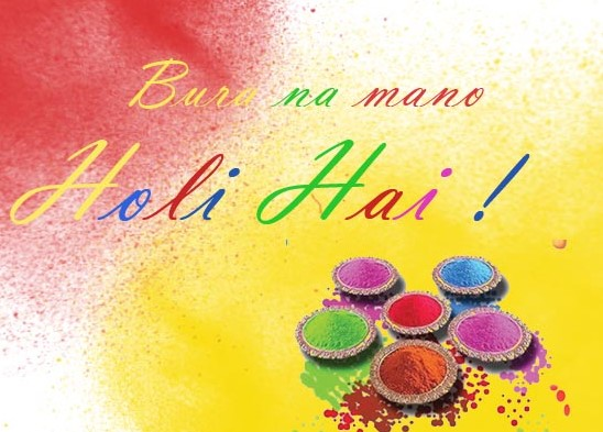 Happy holi pictures for Whatsapp dp download free