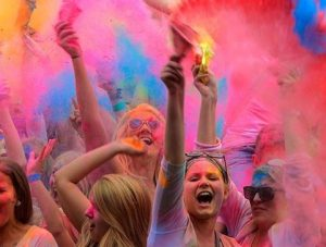 Holi celebrations 2