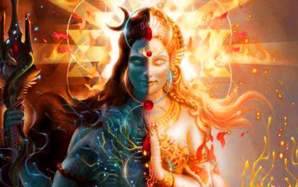 Lord Shiva fierce beautiful picture
