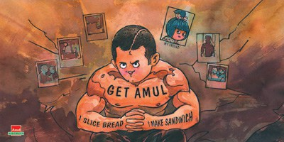 186.22 - 50 Impressive Bollywood-Inspired Amul Ads!