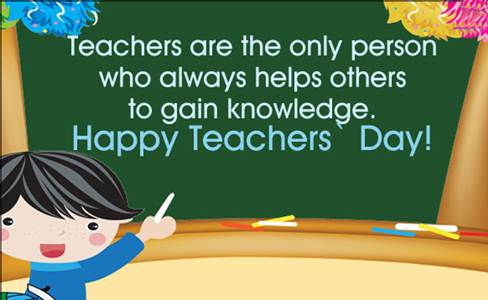 Happy Teachers Day Status For WhatsApp, DP, Wishes, Shayari