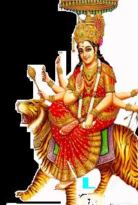 Goddess-Durga-Maa-Free-Download-PNG