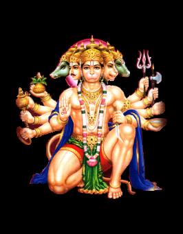 Hanuman-Free-PNG-Image