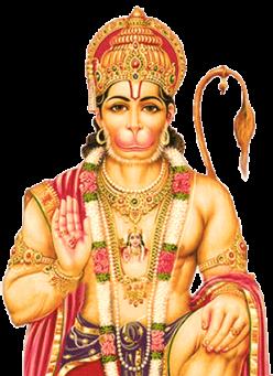 Hanuman-PNG-File