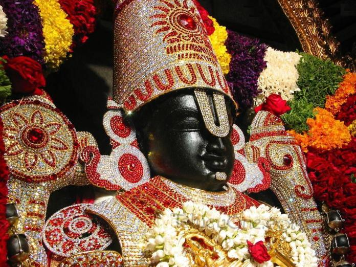 Lord Balaji - Lord Venkateswara HD Wallpapers