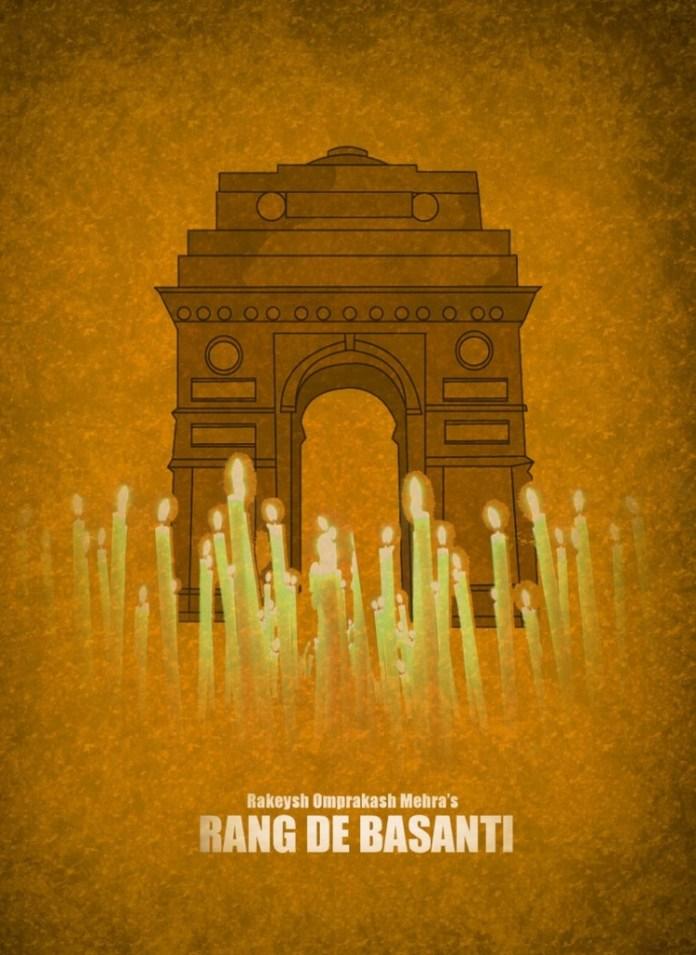 Rang De Basanti Awakening Candle