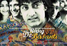 Rang De Basanti Cover
